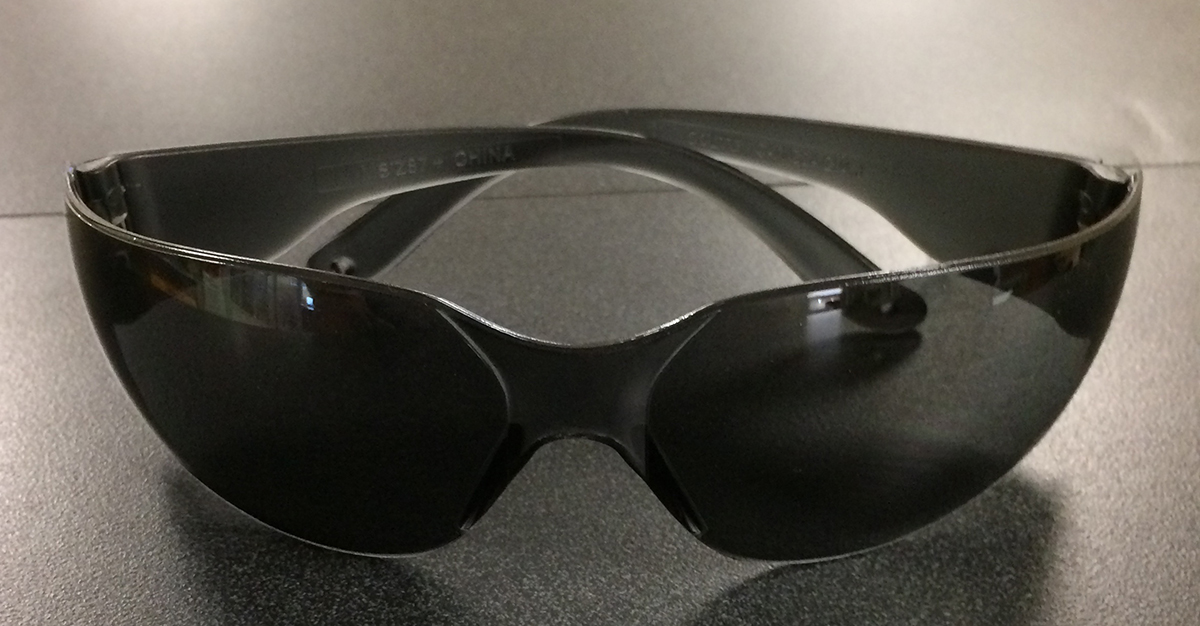 Safety Glasses (grey) height=