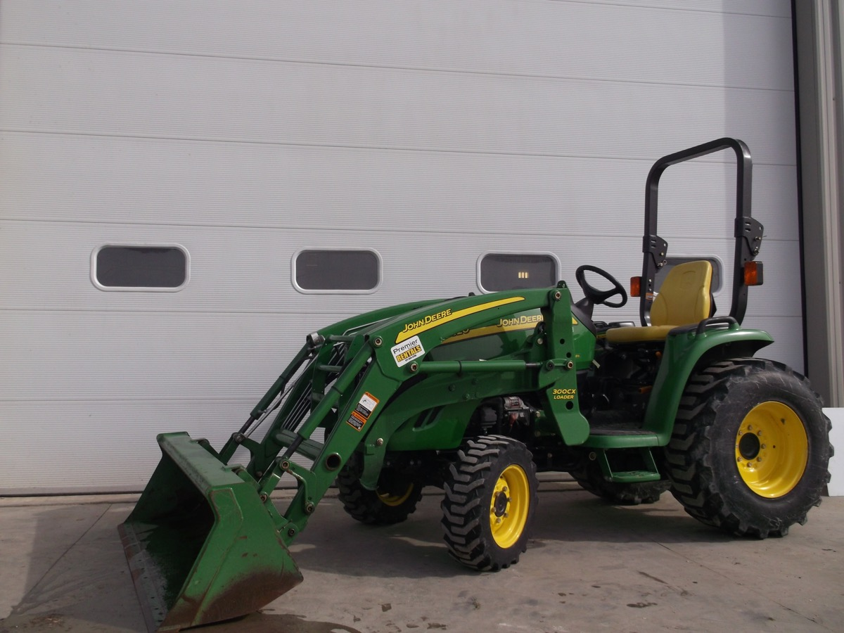 Compact Tractor Loaders
