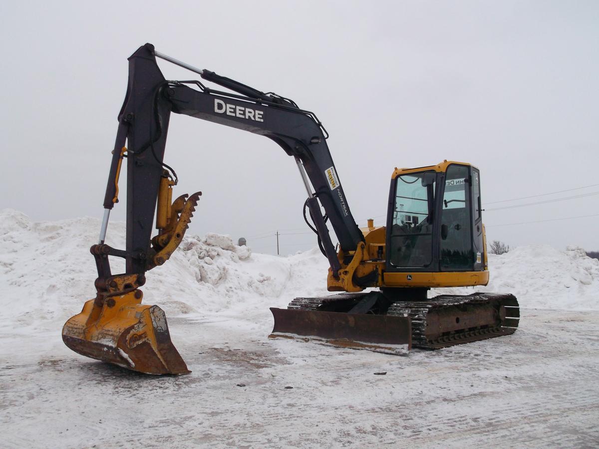 8.5 Ton Excavators