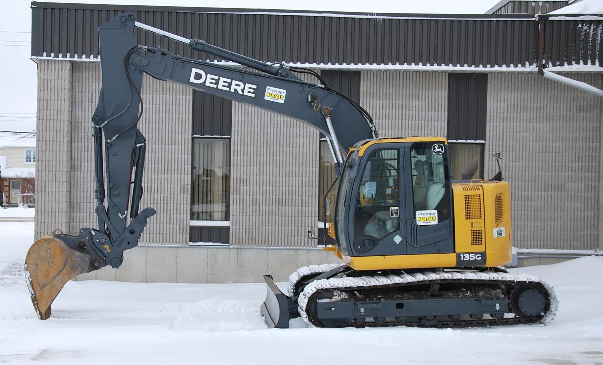 13 Ton Excavators