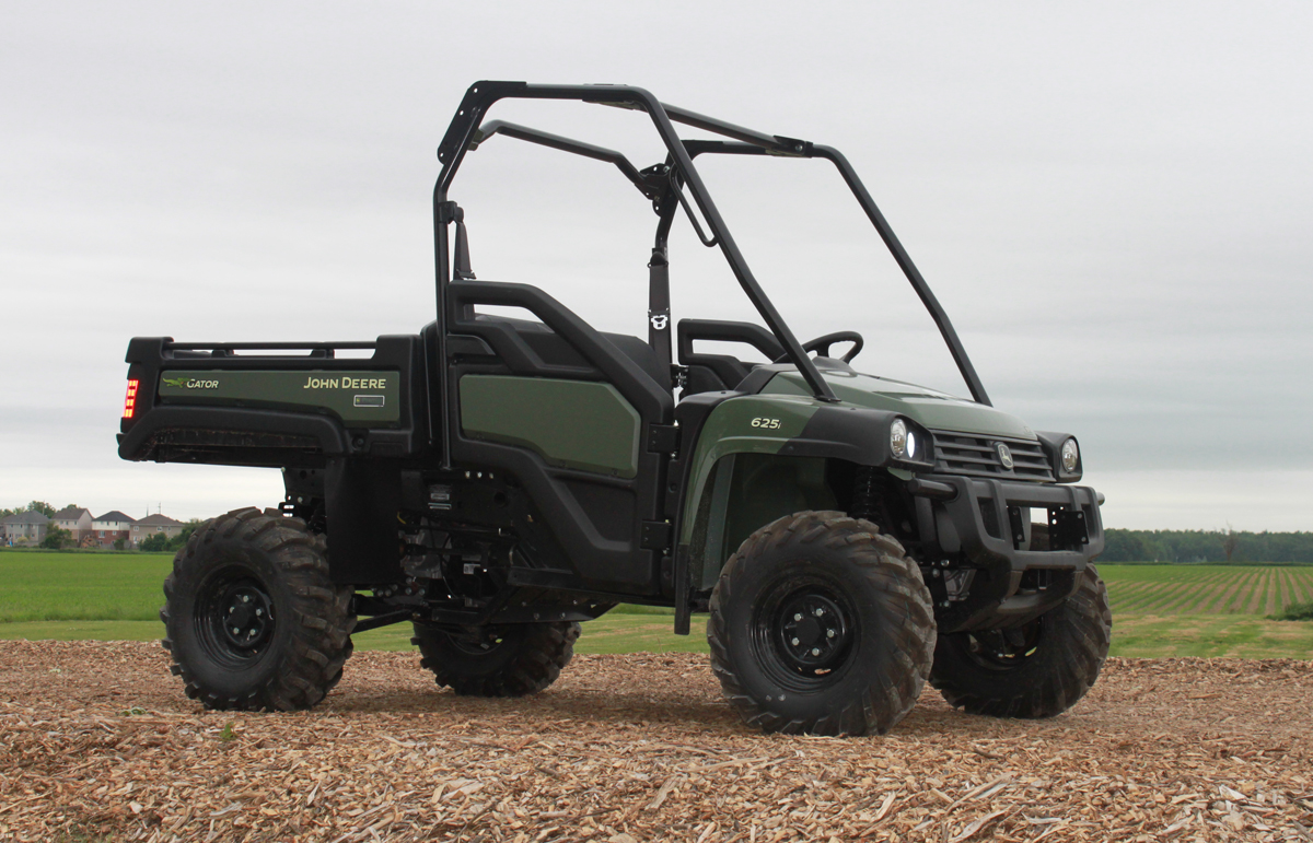 2 Seat Gator Utility Vehicles