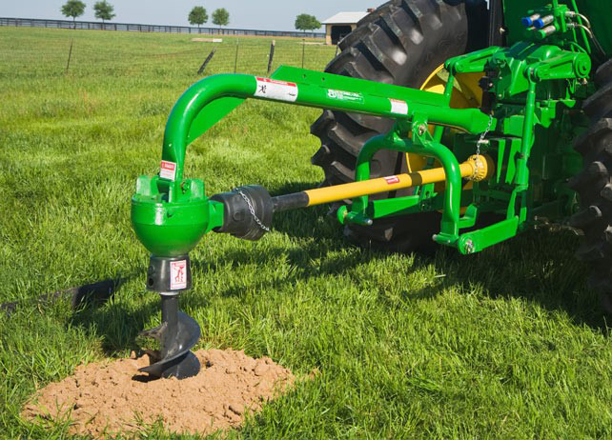 Post Hole Augers